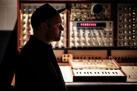 DJ Shadow, aka Josh Davis