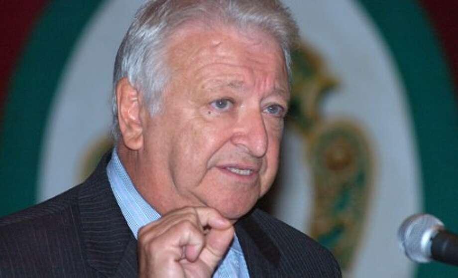 Mayor Richard A. Moccia
