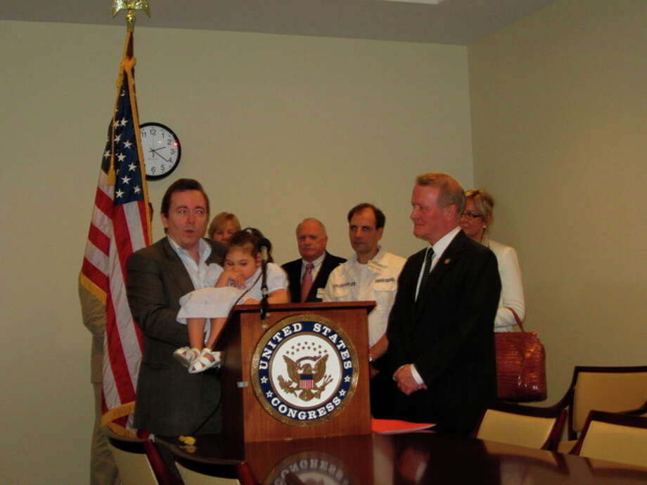 Wilton man, Craig Sears, leads effort to introduce national brain injury act