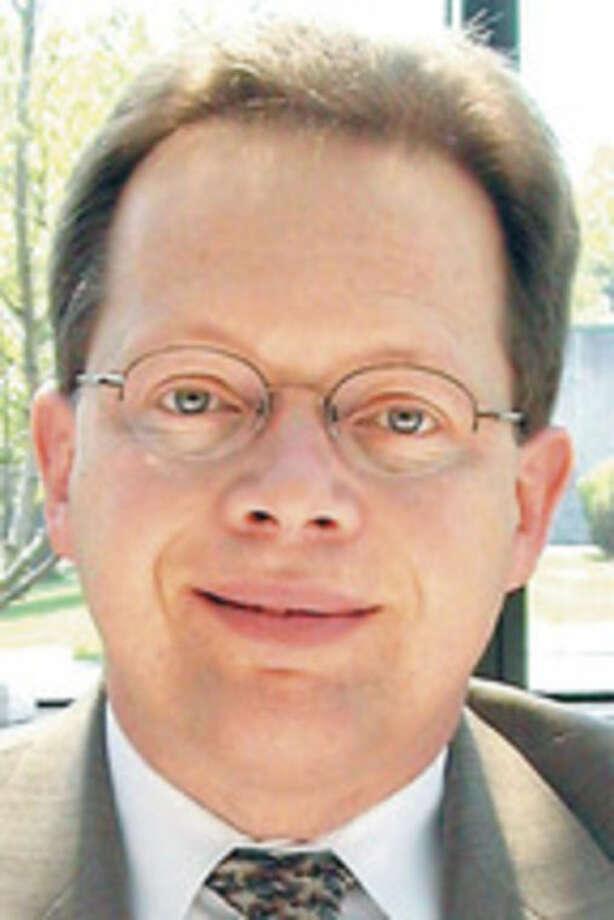 David Levenson, incoming president of Norwalk Community College. 6/3/2004
