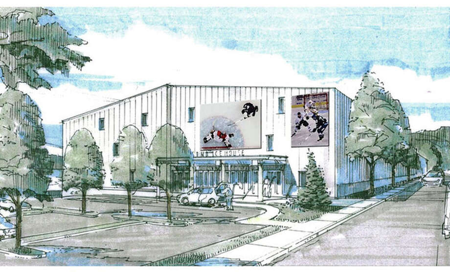 Image courtesy of Beinfield Architecture PC Shown is an architect's rendering of the proposed SoNo Ice House.