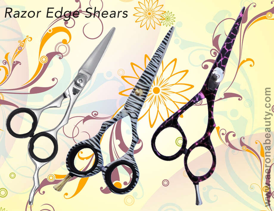 AERONA BEAUTY's Razor Edge Shears/Barber Scissors endeavor to bring innovation and precision into the hands of the industry professionals. We are introducing our elegant and future oriented designed Scissors made with high grade of Japanese Stainless Steel.Clean after every use. Sharpening or balancing should be performed by a professional. If it is misused,broken or fall down the guarantee will not be applied.