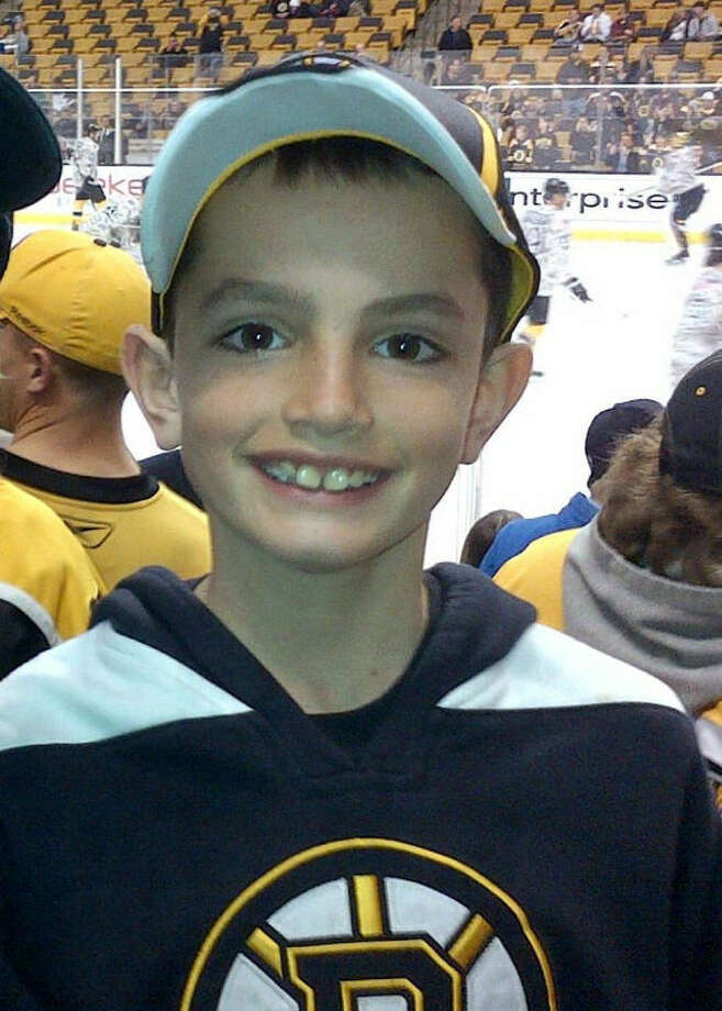 This undated photo provided by Bill Richard, shows his son, Martin Richard, in Boston. Martin Richard, 8, was among the at least three people killed in the explosions, Monday, April 15, 2013, at the finish line of the Boston Marathon. (AP Photo/Bill Richard)