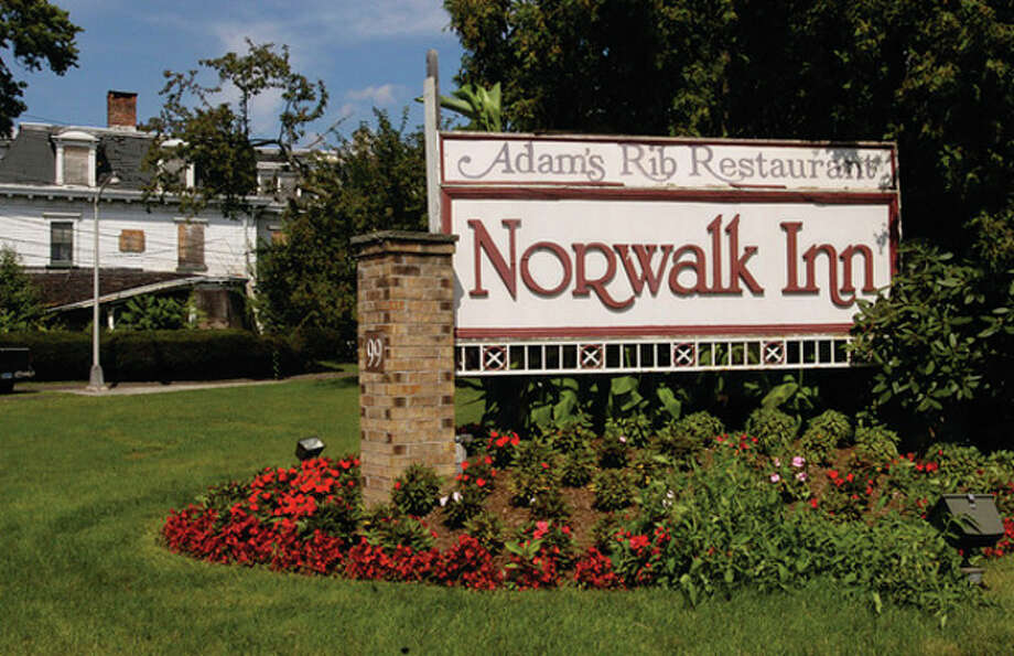 Hour photo / Erik Trautmann A groundbreaking ceremony is set for 3:45 p.m. Sunday at the Norwalk Inn. / (C)2011, The Hour Newspapers, all rights reserved