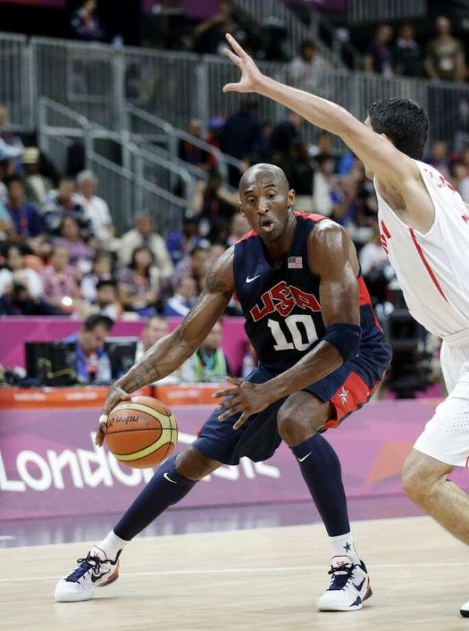 US beats Tunisia 110-63 in men's Olympic hoops