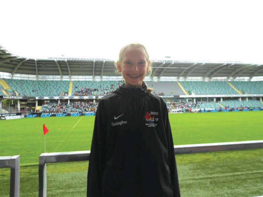 Contributed photoKeri at Ullevi Stadium