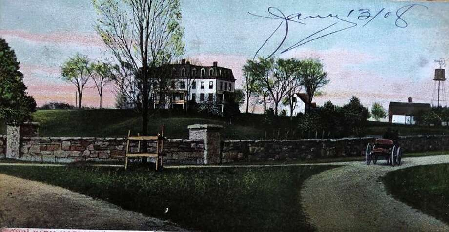 Town Farm Creek, Norwalk 1908