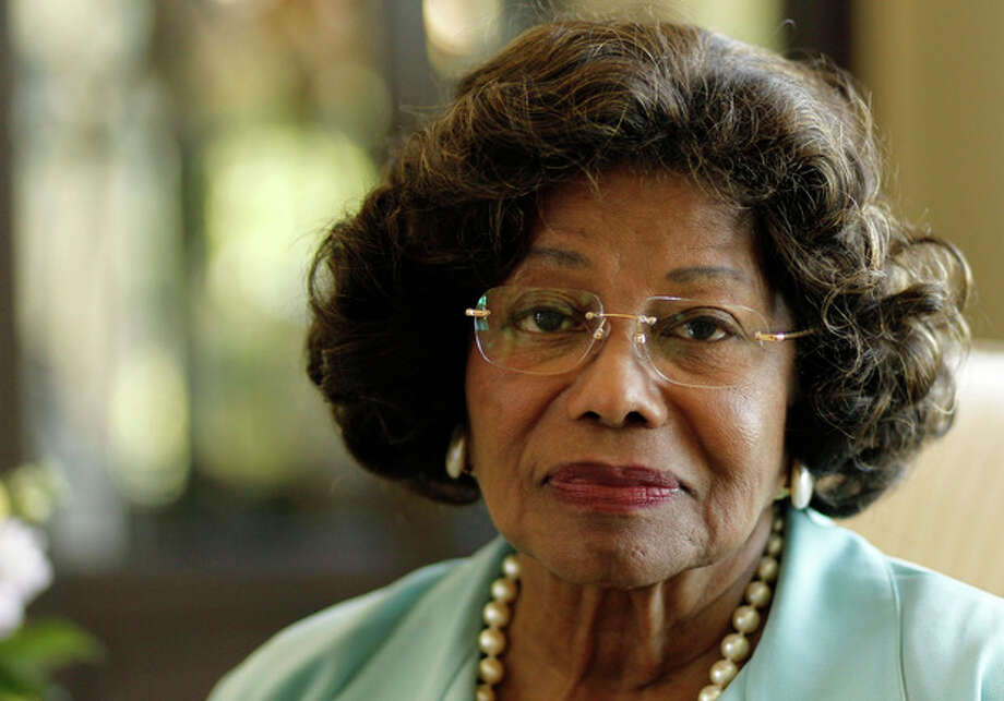 FILE - In this April 27, 2011 file photo, Katherine Jackson poses for a portrait in Calabasas, Calif. Opening statements are scheduled to begin Monday April 29, 2013, in Katherine Jackson's lawsuit against concert giant AEG Live over her son Michael's 2009 death. Katherine Jackson claims the company failed to properly investigate the doctor who was convicted in 2011 of involuntary manslaughter for the singer's death, but the company denies all wrongdoing. (AP Photo/Matt Sayles, File) / AP