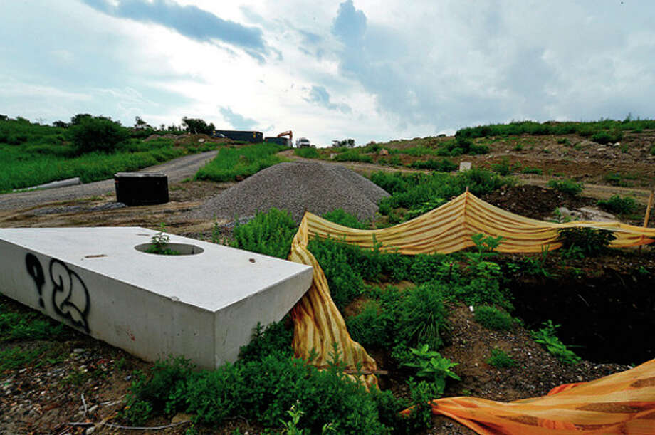 Norwalk is applying for a $9 million grant to make Oyster Shell Park energy efficent in a bid for Bloomberg Philanthropies Mayor's Challenge.Hour photo / Erik Trautmann / (C)2012, The Hour Newspapers, all rights reserved
