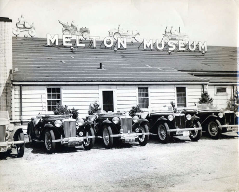 Contributed photoThe former Melton Museum in Norwalk.