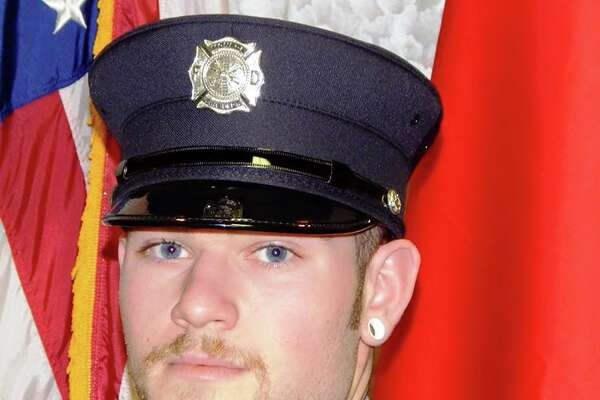 Forrest Ryan, 24, of Monroe, was killed on Monday, June 13, 2016 when the Harley-Davidson motorcycle he was riding was struck by a Land Rover on Main Street, near Stanley Street. Ryan was a member of the Monroe Volunteer Fire Department.