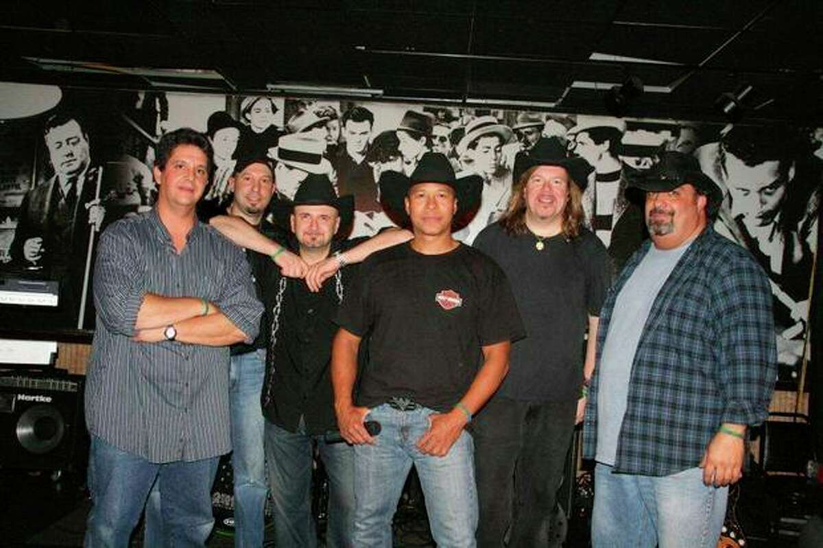Contributed photo Local country band Jump the Gunn plays SoNo tonight.