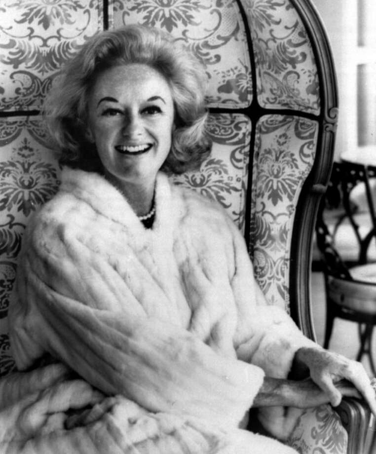 FILE--In this October 1969 file photo, Comedian Phyllis Diller poses for a portrait. Diller, the housewife turned humorist who aimed some of her sharpest barbs at herself, died Monday, Aug. 20, 2012, at age 95 in Los Angeles. (AP Photo/File) / AP