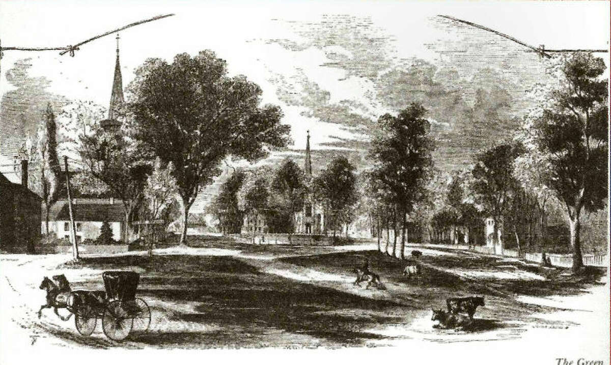 Historic Norwalk Green