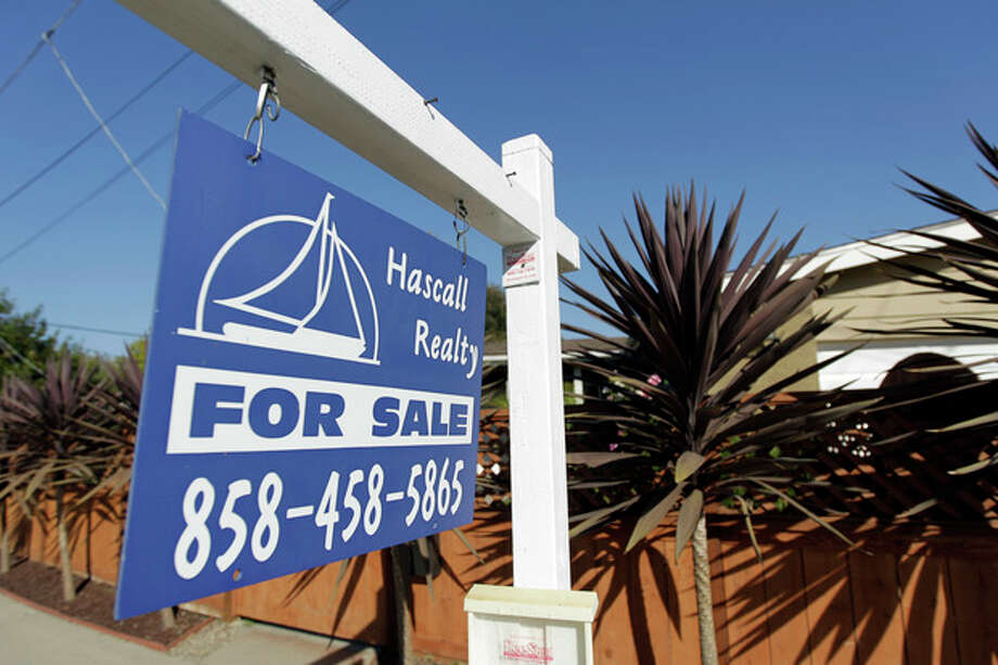 FILE-This June 13, 2012, file photo, shows a house for sale in San Diego. US home prices rose in all major US cities in June, further evidence of housing rebound. (AP Photo/Gregory Bull, File) / AP