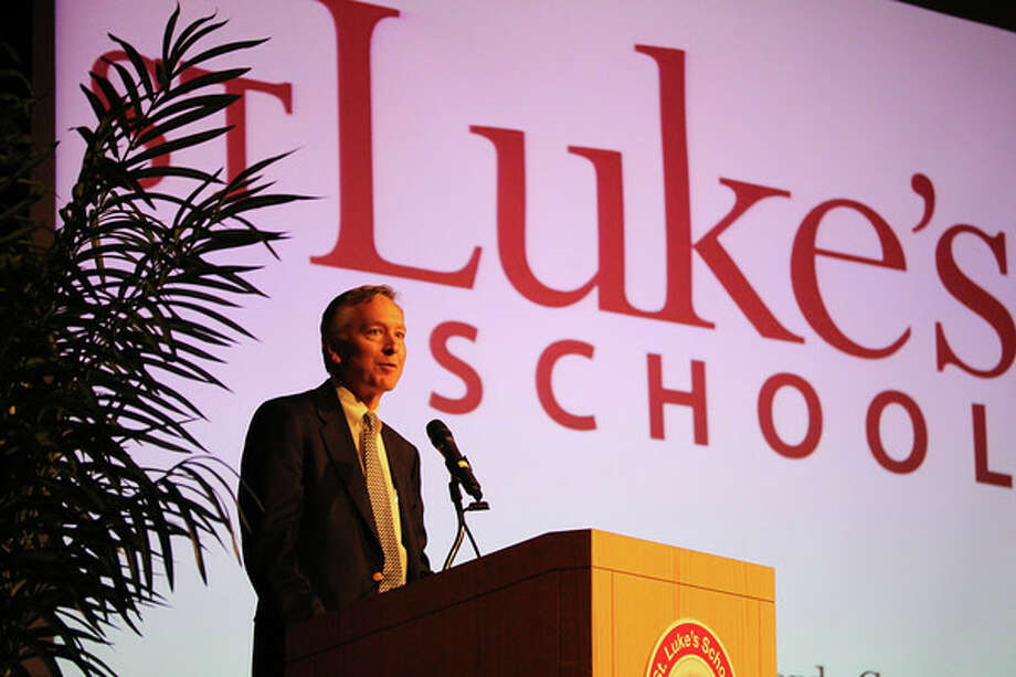 St. Luke's Athletes Honored at Upper School Awards Ceremony / Desiree Smock 2013
