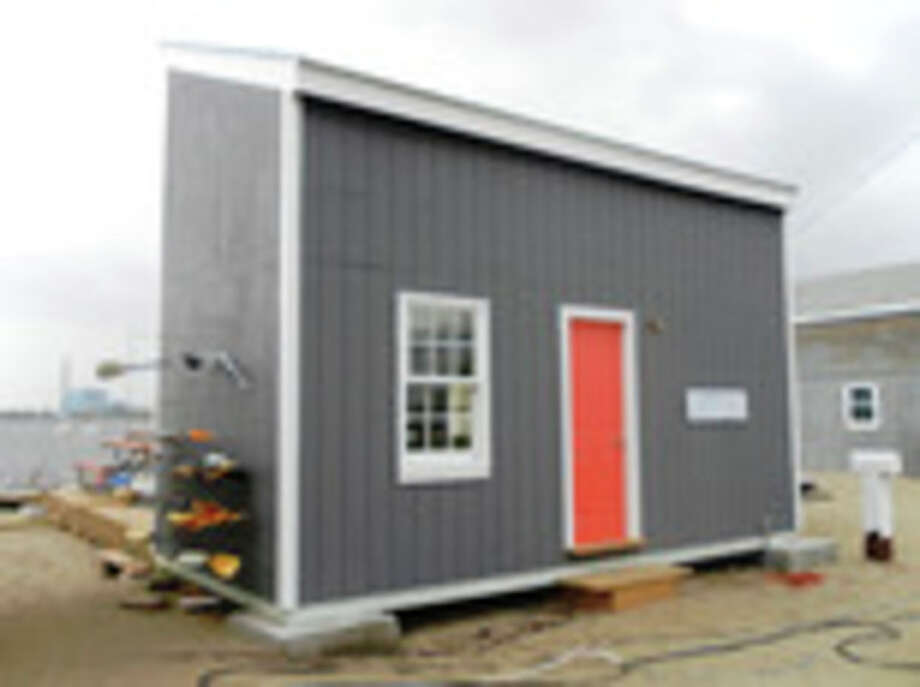 The new Norwalk Sailing School building