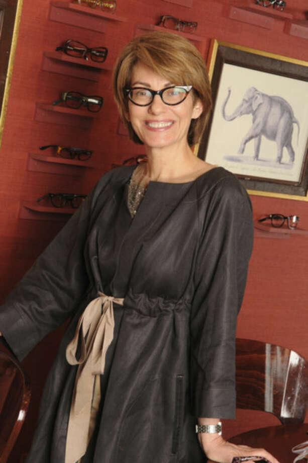 Contributed photoMargharet Hollander, owner of the Optical Shop of Westport, will celebrate her move to a new location in Westport on June 1.