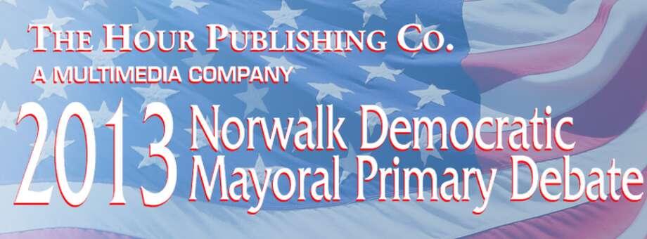 2013 Norwalk Democratic Mayoral Primary Debate & Breakfast