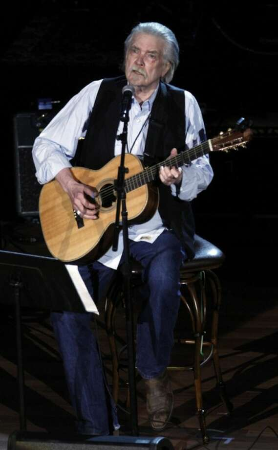 Ap photoGuy Clark performs at the 11th annual Americana Honors & Awards, Wednesday Sept. 12, in Nashville, Tenn.
