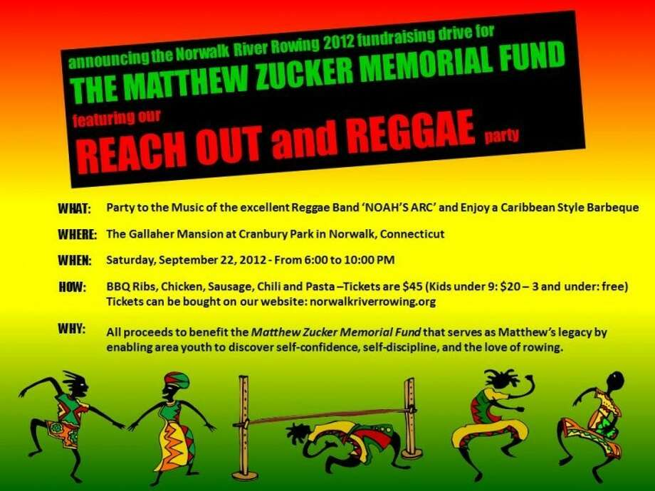Norwalk River Rowing announces Reach Out and Reggae