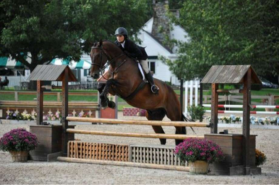 Local Stamford Girl Wins FWPHA Mini Medal Finals
