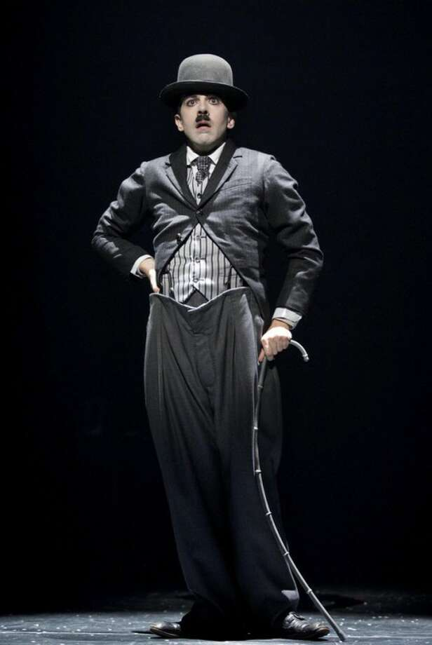 "Contributed photo""Chaplin"" tries to make psychological sense of a man who defied pigeon-holing."