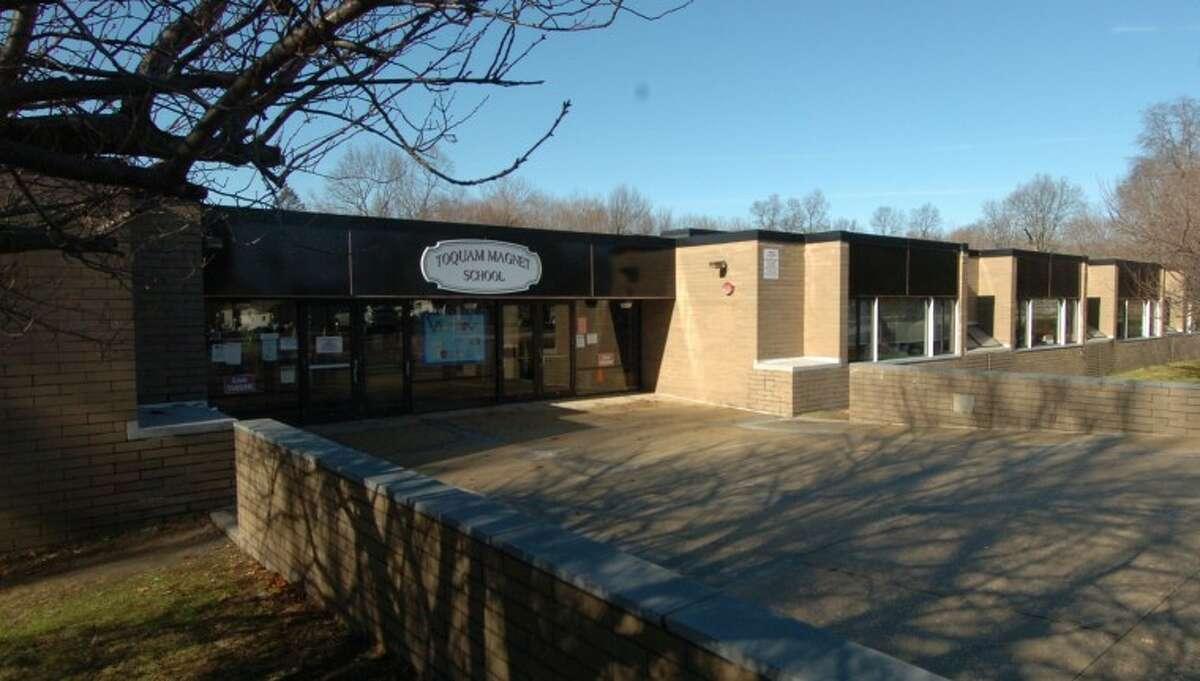 Toquam Magnet School in Stamford. File photo by Alex von Kleydorff.