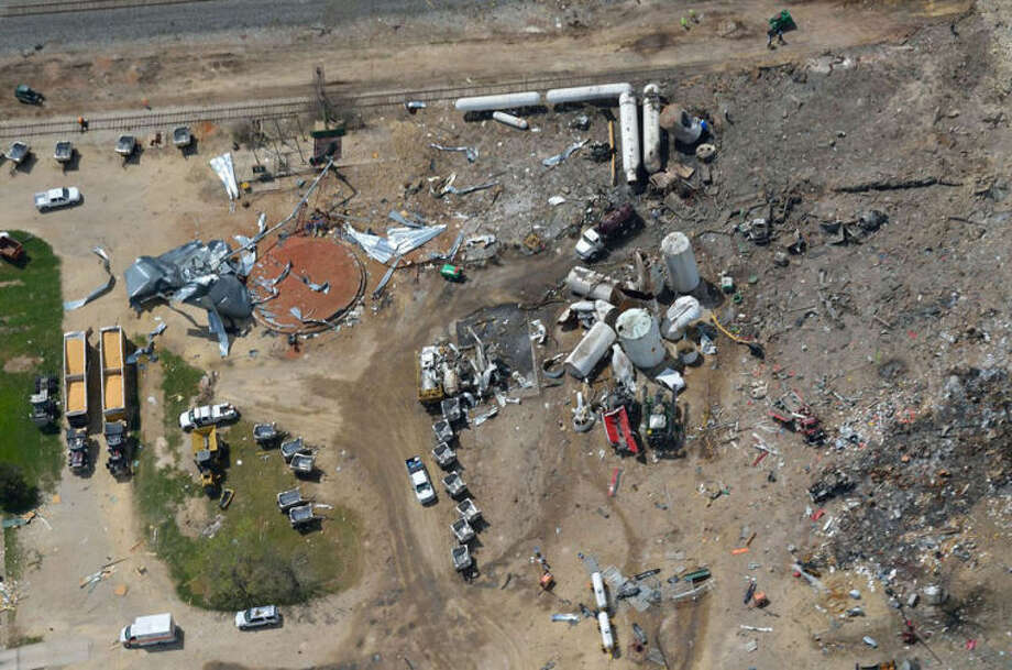 By Shane TorgersonMany people may not realize that what happened on April 17, 2013 in the town of West, Texas -- a fertilizer plant with an unreported large stockpile of explosive ammonium nitrate blew up, killing 14 and rendering hundreds of others injured and homeless -- could happen almost anywhere.