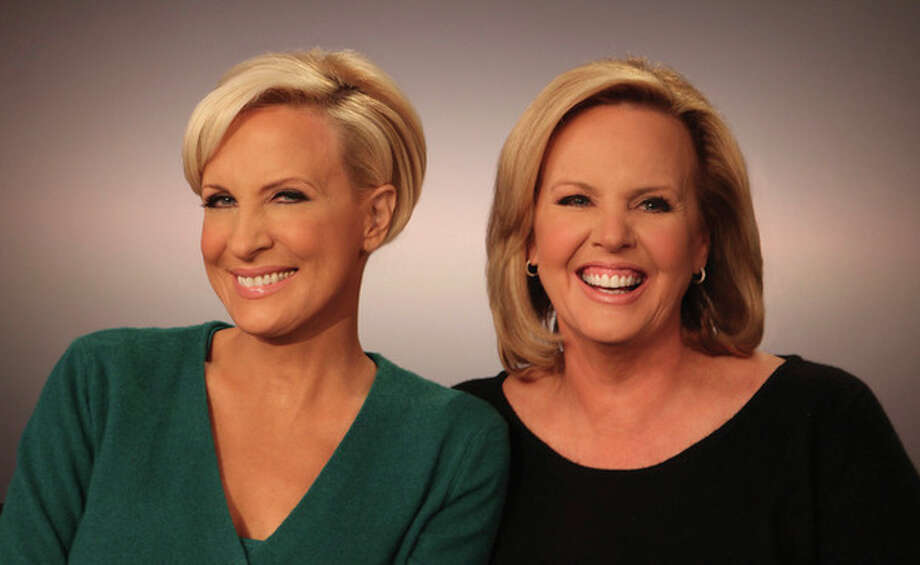 Contributed photoMika Brzezinski and Diane Smith made a pact about their weight chronicled in 'Obsessed.'