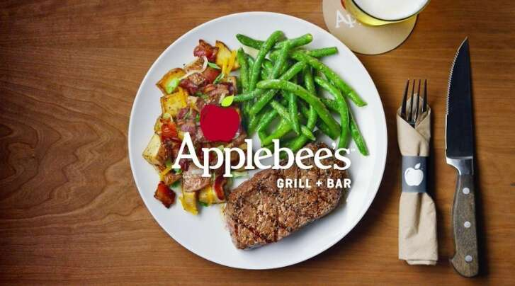 Applebee'sHand-Cut USDA Choice Top Sirloin Steaks are prepared using the franchise's new wood-fired grills.