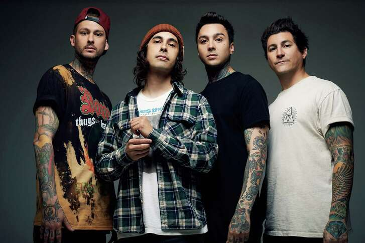 Pierce the Veil performs Tuesday at House of Blues.