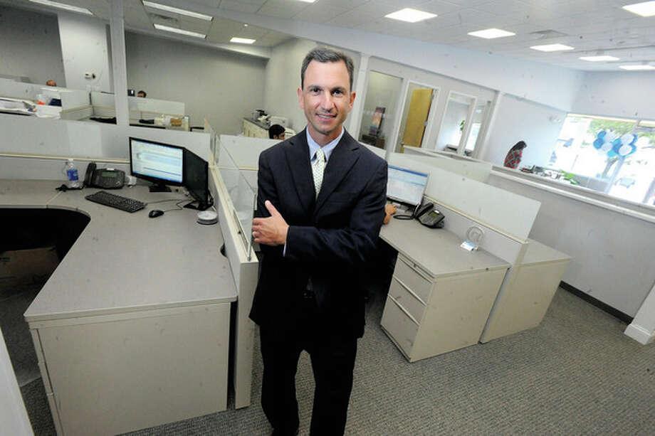 Garry Feldman, President at the new U.S. Computer Connection. hour photo/Matthew Vinci
