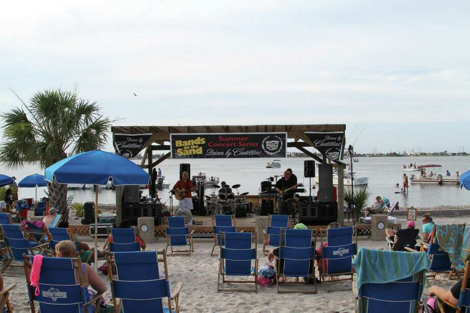 Bands on the Sand in GalvestonWhat:Enjoy the Sand Summer Concert Series at Palm Beach in Moody Gardens and a fireworks display over the Moody Gardens pyramids and Offatts Bayou. When: 6 p.m. Friday and SaturdayWhere: 1 Hope Blvd., GalvestonAdmission: $15Details: 1-800-582-4673, moodygardens.com Photo: Courtesy Photo