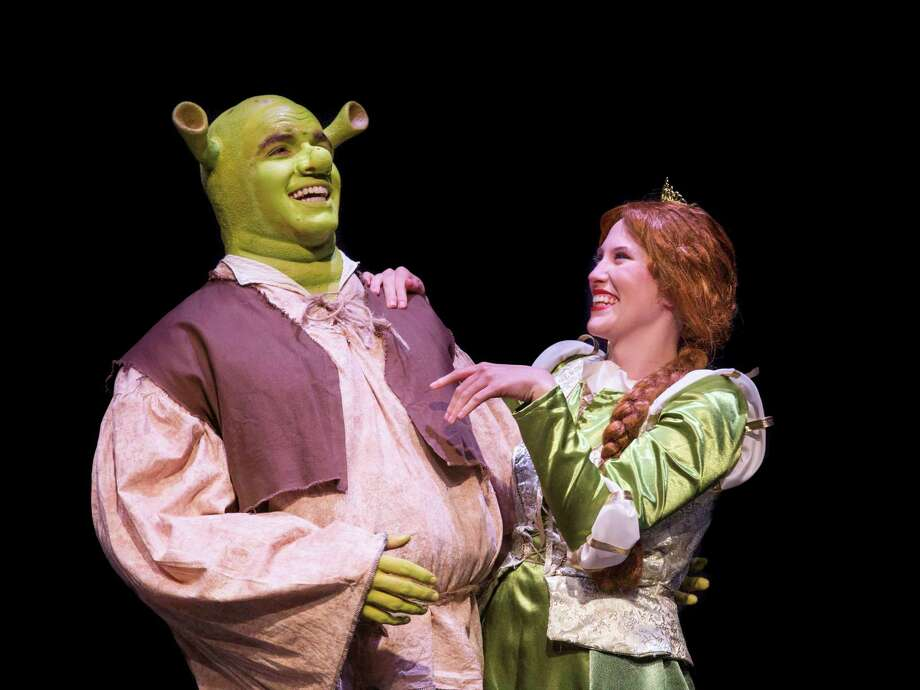 """""""Shrek The Musical"""" will continue its run this weekend at the MATCH. Photo: Courtesy Photo"""