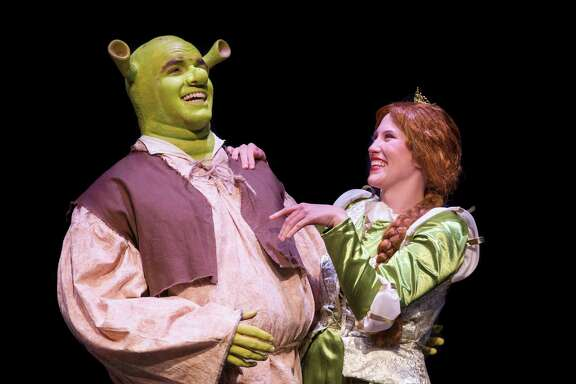 """""""Shrek The Musical"""" will continue its run this weekend at the MATCH."""