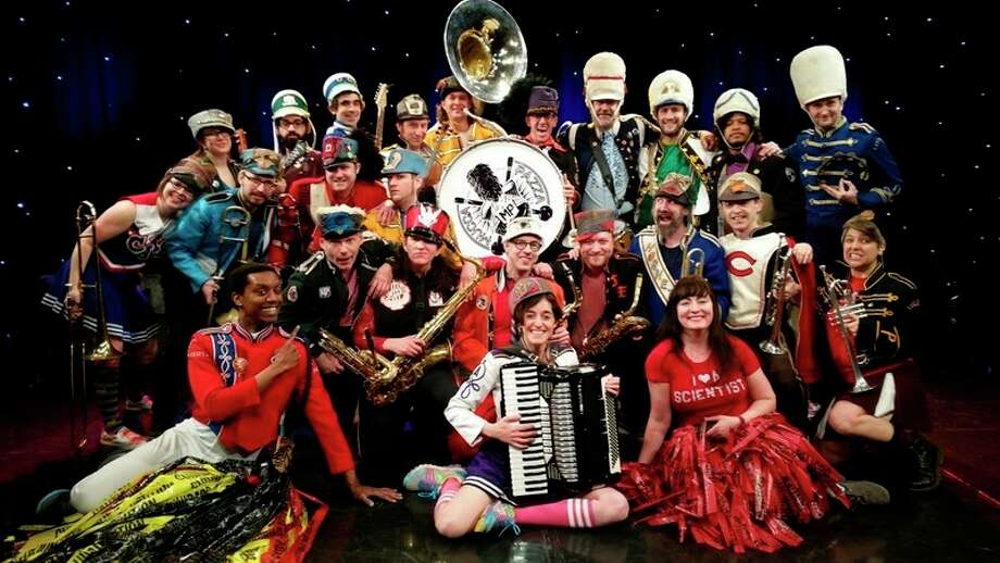 Photo provided | Miranda Lange Mucca Pazza comes to MATRIX:MIDLAND tonight.