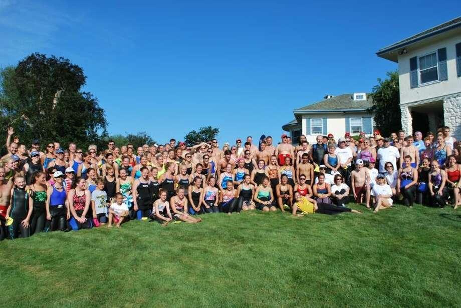 The seventh annual Swim Across America Greenwich-Stamford Swim will be held Saturday, June 22.
