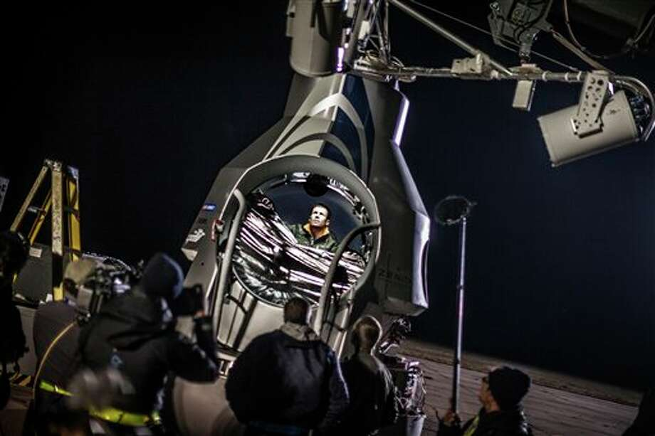 / Red Bull Stratos