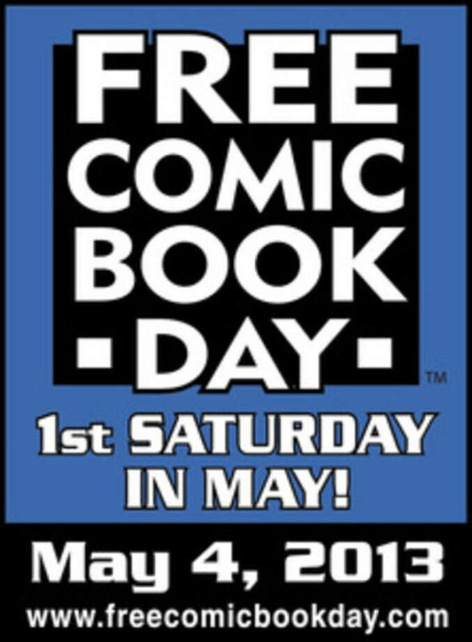 Free Comic Book Day is Coming back to Norwalk