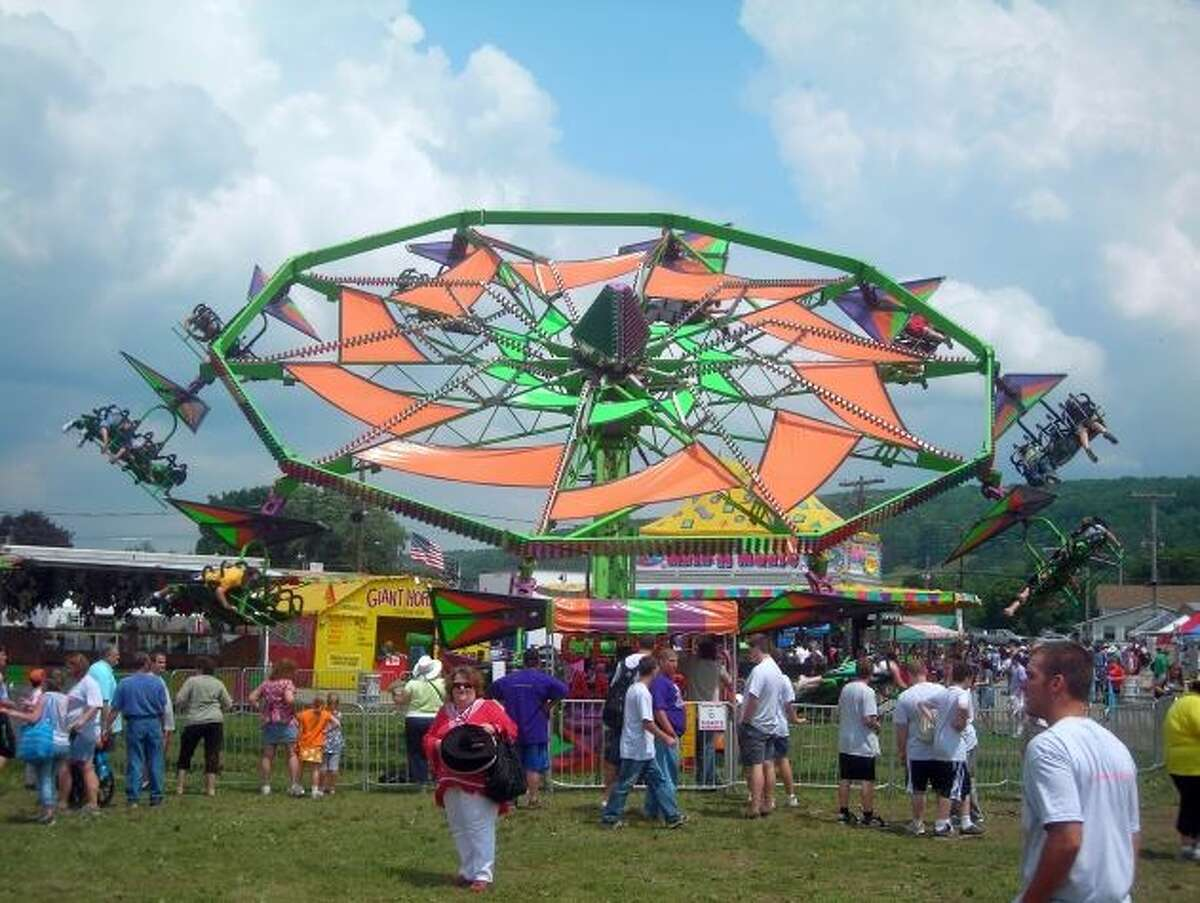 Halfmoon Carnival by Gillette Show. Carnival rides and food and game stands. When: Friday through Sunday, June 19. Where: Halfmoon Town Park, 162 Route 236, Halfmoon. For more information, visit the website.Or their Facebook event page.