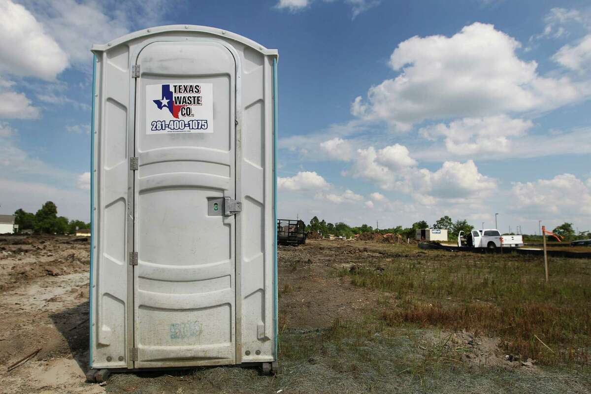 Texas Waste Co. also uses Texas imagery to market itself.