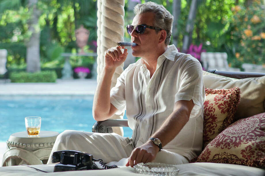 "This publicity image released by Starz, shows Danny Huston in a scene from the second season of the series ""Magic City,"" set in Miami, Fla. The second season premieres Friday, June 14 at 9 p.m. on Starz. (AP Photo/Starz, Justina Mintz) / Justina Mintz, Starz Enrtertainment LLC"