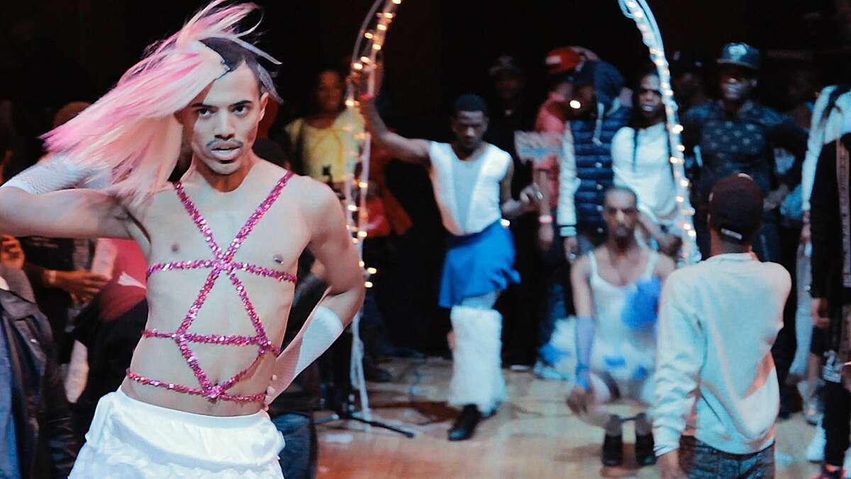 "From the film ""Kiki"" screening at the Frameline Festival."