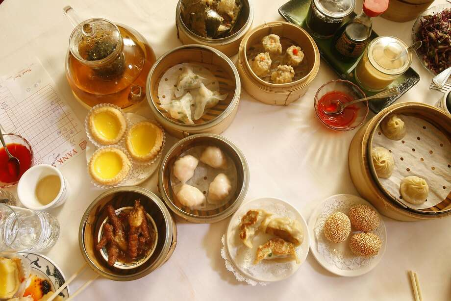 Fuel up for the day with a dim sum feast:For those who've sampled their Shanghai soup dumplings, there are few better places for dim sum in San Francisco than Yank Sing. Conveniently, the decades-old family-run restaurant has two locations — both a quick walk from the parade route.Yank Sing, 101 Spear St., San Francisco; (415) 781-1111.www.yanksing.com. Lunch daily. Full bar. Reservations accepted. Also at 49 Stevenson St. (near Second Street); (415) 541-4949. Photo: Craig Lee, The Chronicle