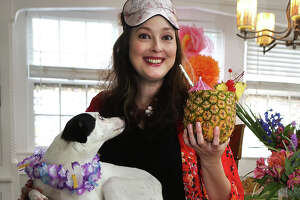 Emily Spicer throws a party inspired by the cookbook by Chrissy Teigen.