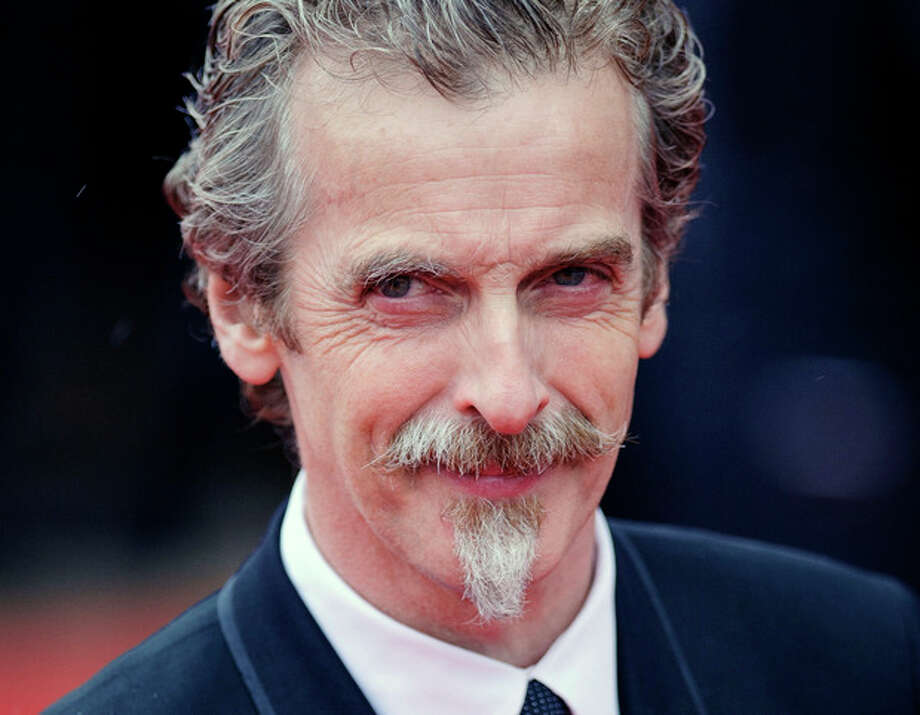 "FILE- Glasgow-born actor and Oscar winner Peter Capaldi, as he appeared in London in this file photo dated May 12, 2013. Peter Capaldi is named late Sunday Aug. 4, 2013, as the next lead star for the long-running British science fiction TV series ""Doctor Who."" (AP Photo / Dominic Lipinski, PA, FILE) UNITED KINGDOM OUT - NO SALES - NO ARCHIVES / PA"