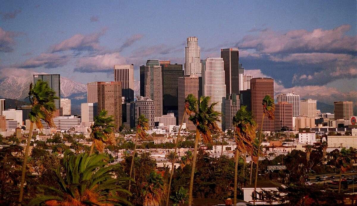 9.Unfriendliest Los Angeles, California