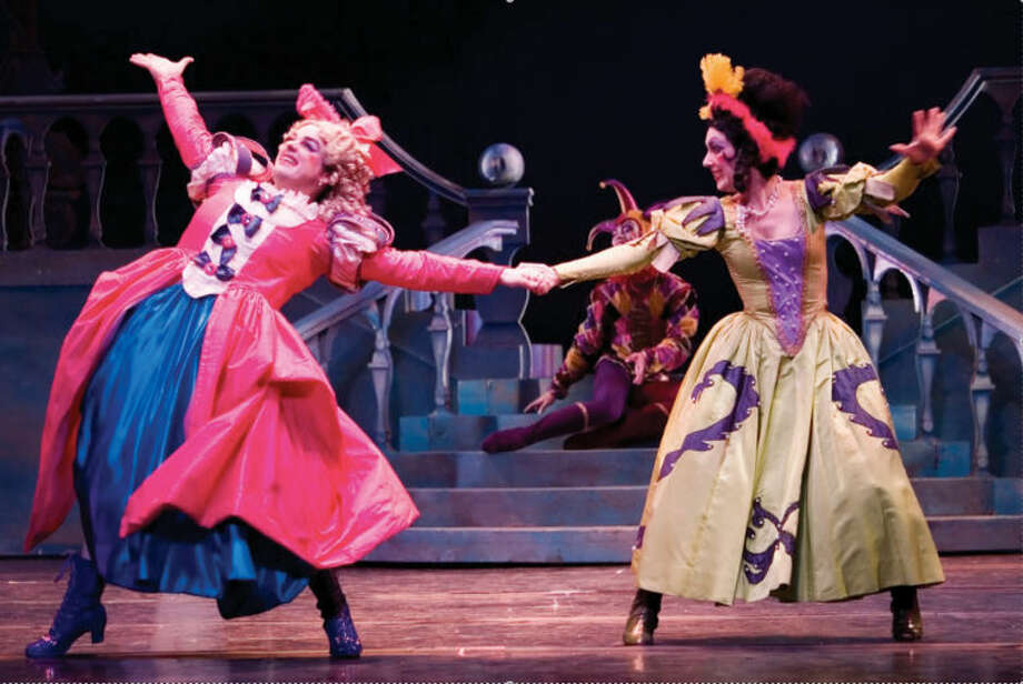 """Connecticut Ballet will open its 32nd season with the production of """"Cinderella,""""the rags-to-riches story to the famous score by Sergei Prokofiev."""