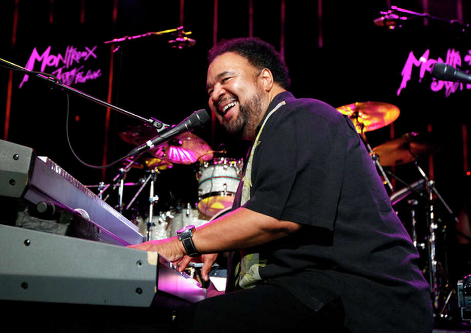 FILE - In this July 13, 2009 file photo, US jazz artist George Duke performs on the Stravinski Hall stage at the 43rd Montreux Jazz Festival, in Montreux, Switzerland. Duke, 67, the Grammy-winning jazz keyboardist and producer whose sound infused acoustic jazz, electronic jazz, funk, R&B and soul in a 40-year-plus career, died Monday, Aug. 5, 2013, in Los Angeles. He was being treated for chronic lymphocytic leukemia. (AP Photo/Keystone, Jean-Christophe Bott, File) / KEYSTONE